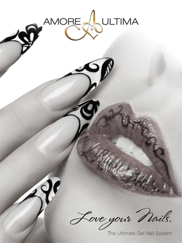 Poster-Ultima Nail Art 18×24 – Impact Salon Sales