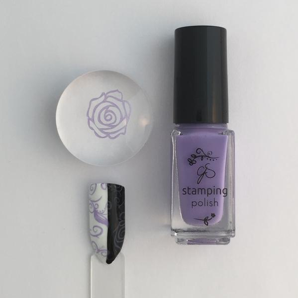 Polish 5ml-Lynnie Loves Lavender