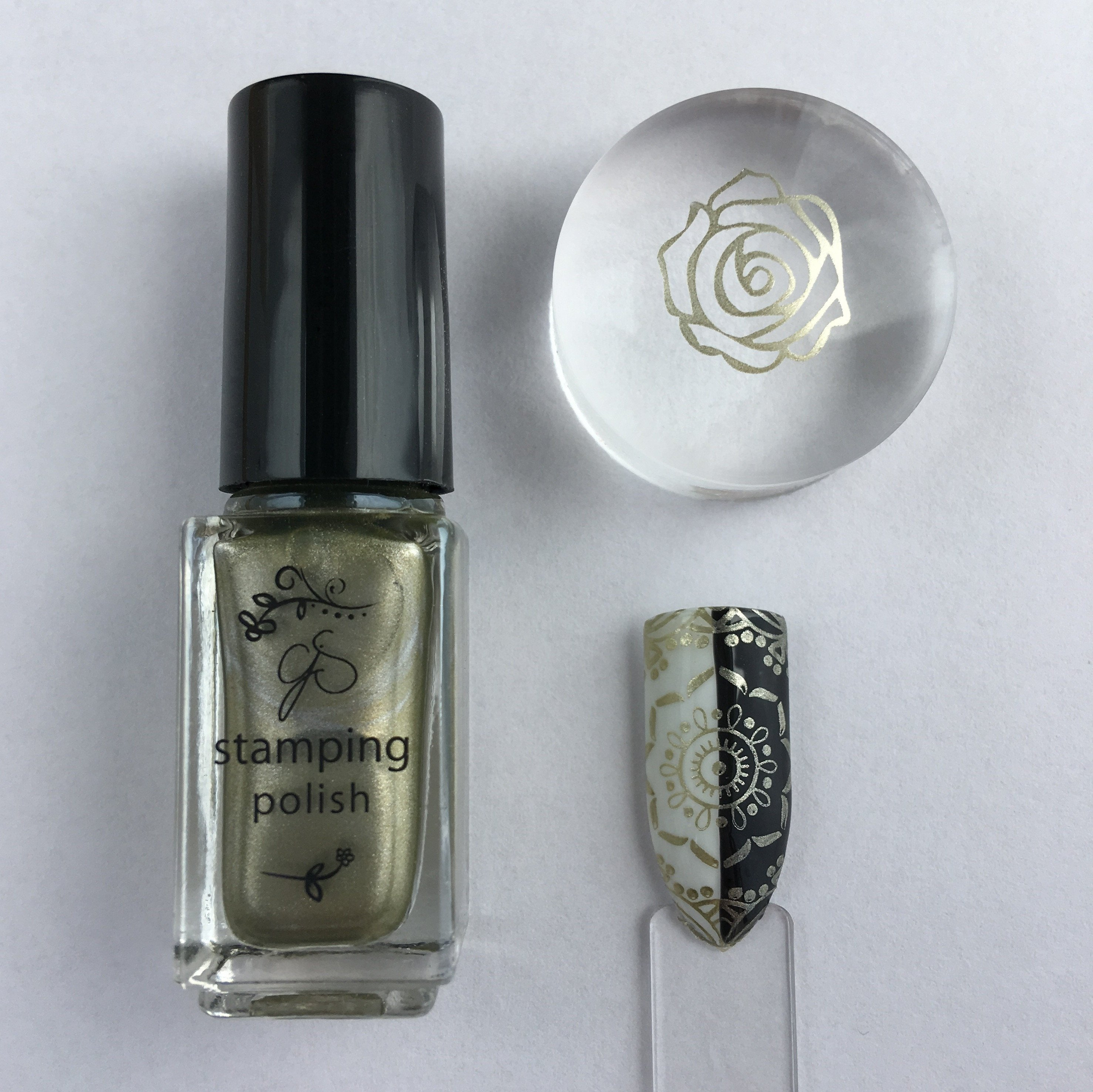 Polish 5ml-Enchanted Slippers – Impact Salon Sales