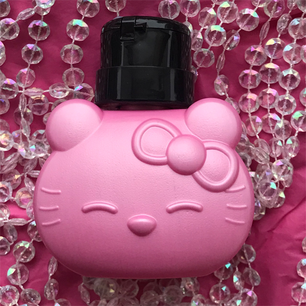 Hello Kitty Pump Bottle