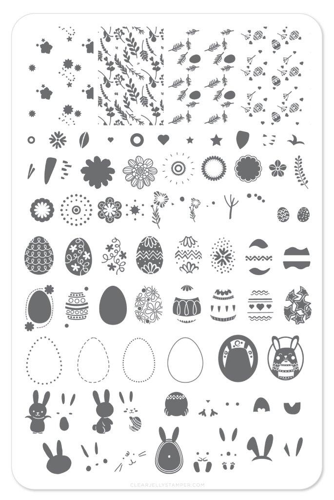 Plate Large-Bunnykinz (11)