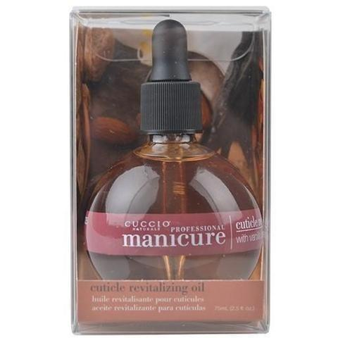 Revitalizer Cuticle Oil Vanilla Bean & Sugar 2.5oz