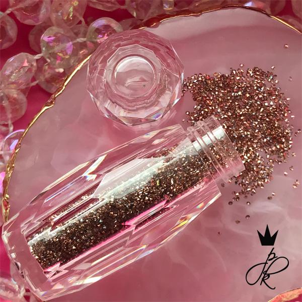 PK SuPURRior Pixie #17- Rose Gold