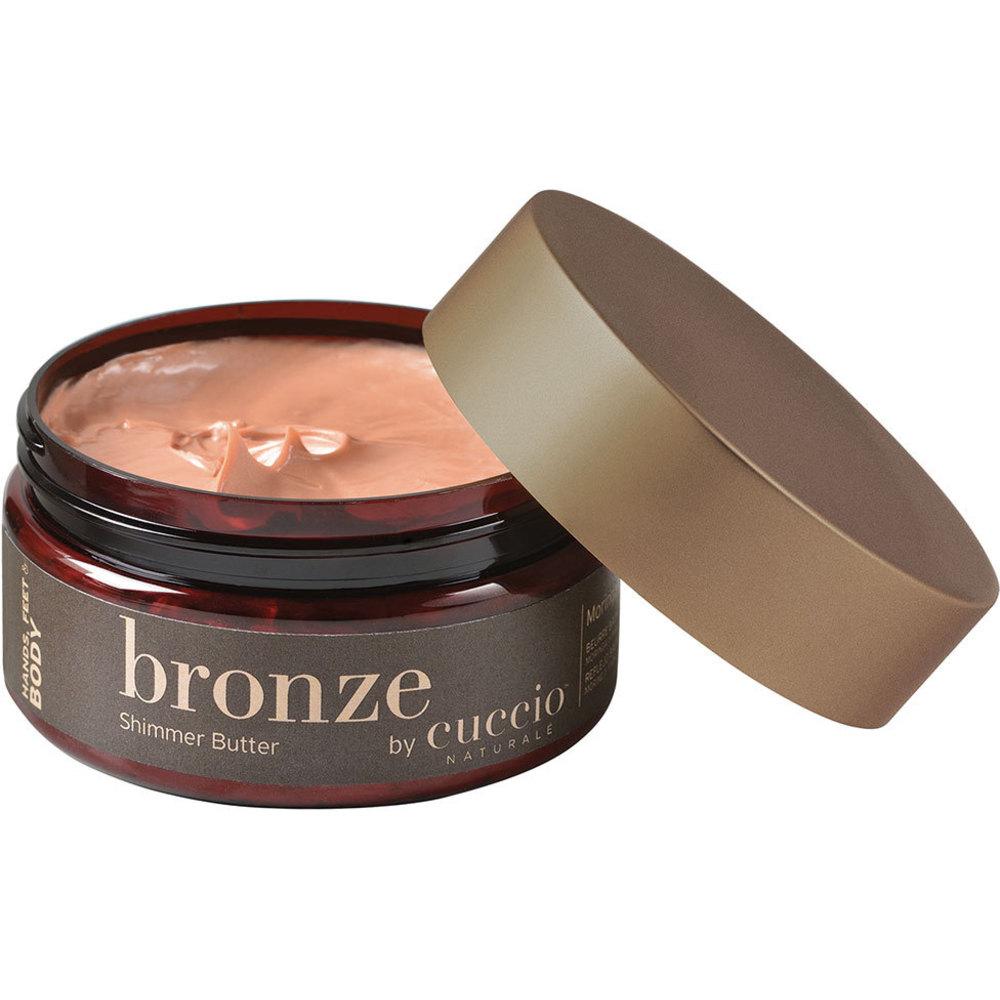 Cuccio Bronze Shimmer Butter 8oz