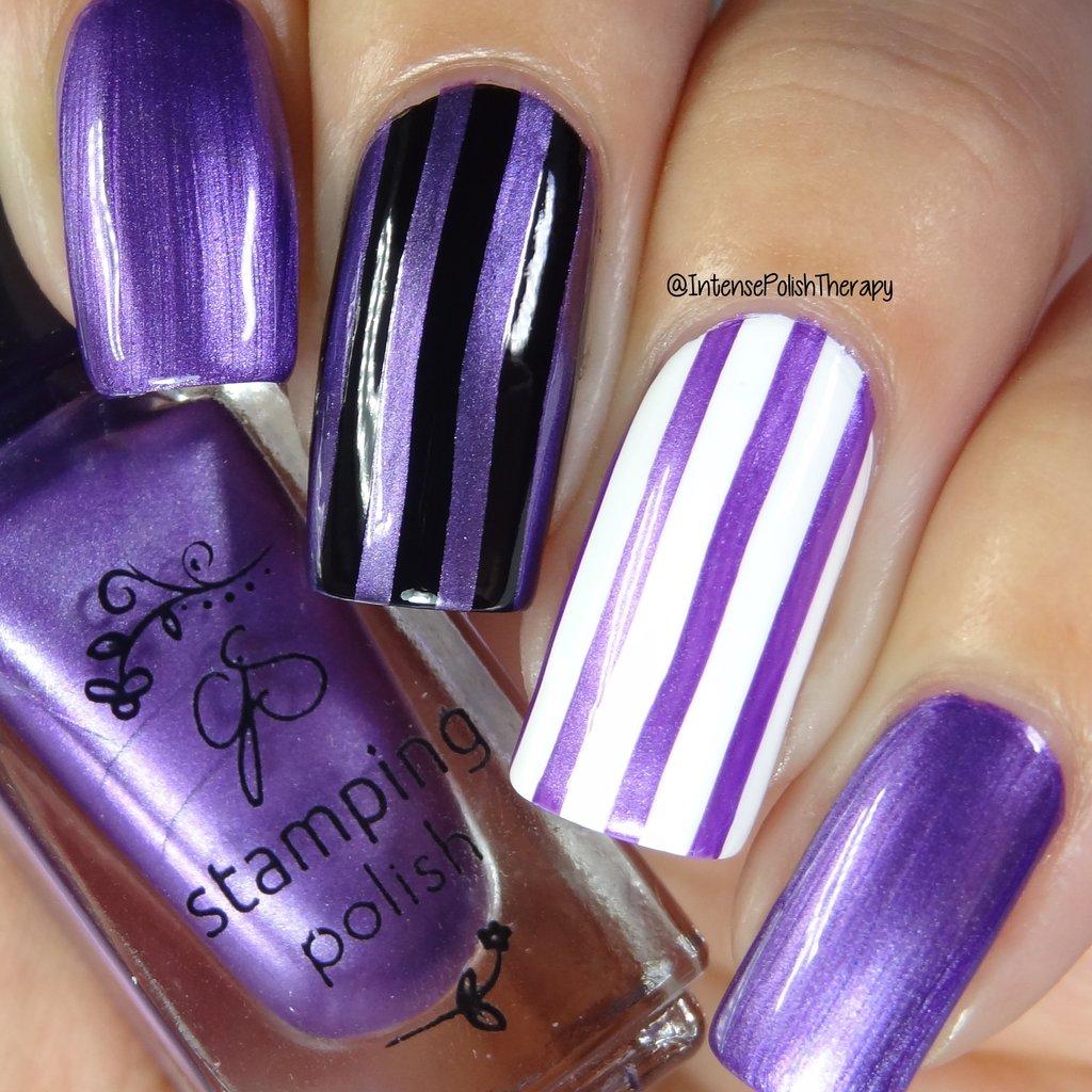 Polish 5ml-Sparkling Grape #48