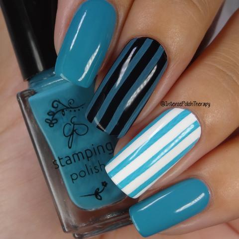 Polish 5ml-Teal me off the Ceiling #85