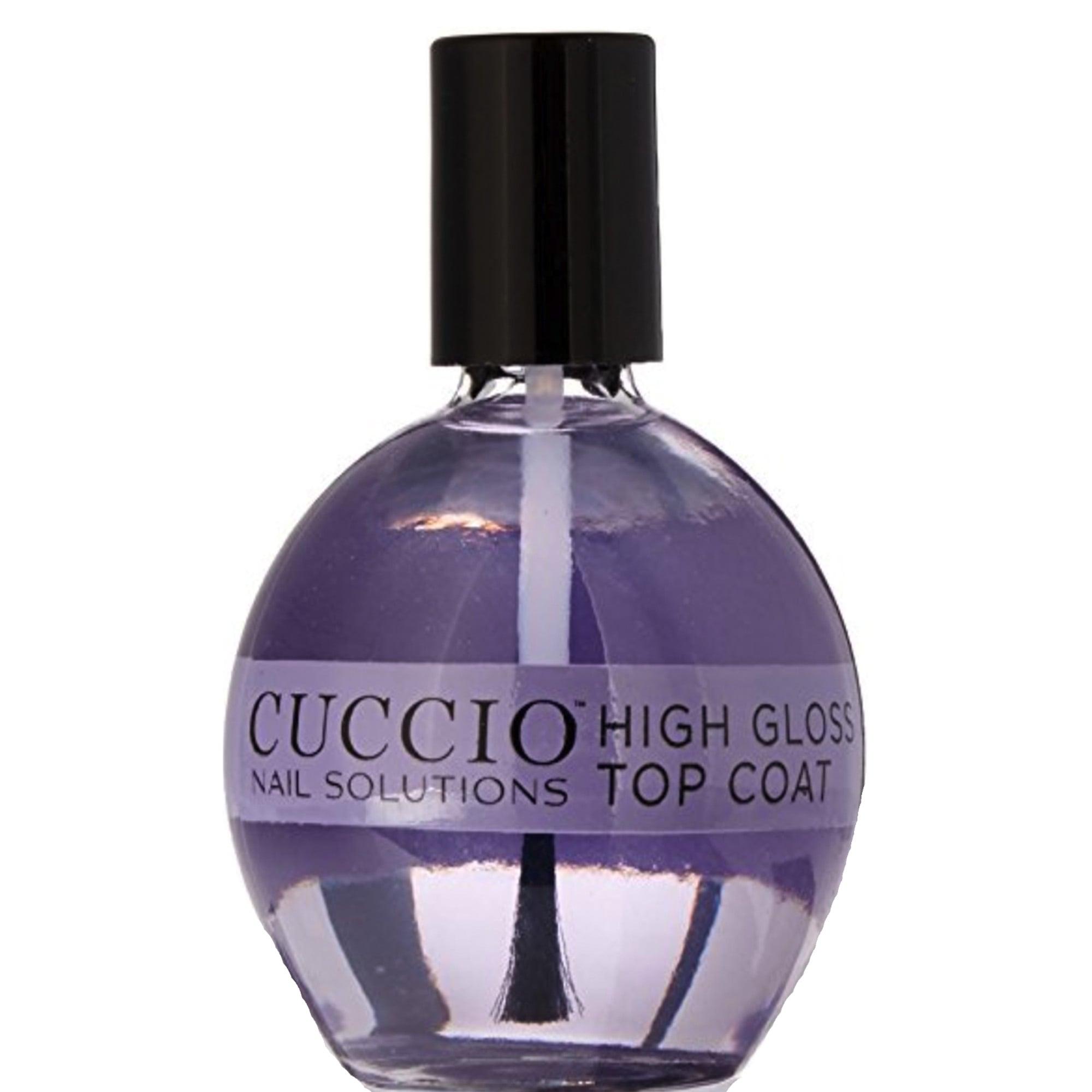 Nail Solutions High Gloss Top Coat 2.5oz