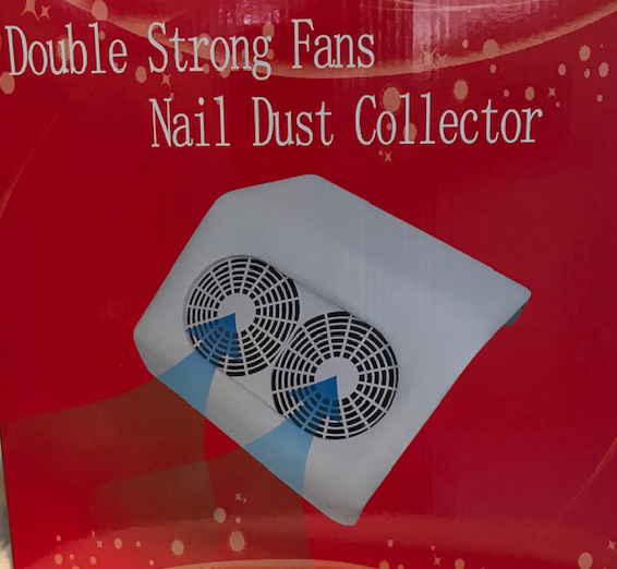 Dust Collector Double Fan