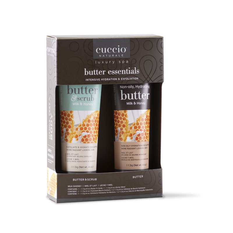 Cuccio Butter Essentials Milk and Honey