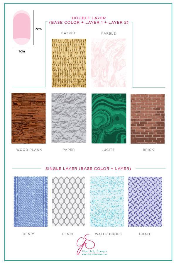 Plate Large Texture Essentials – Urban  (78)