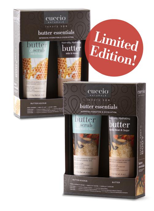 Cuccio Butter Essentials Vanilla Bean