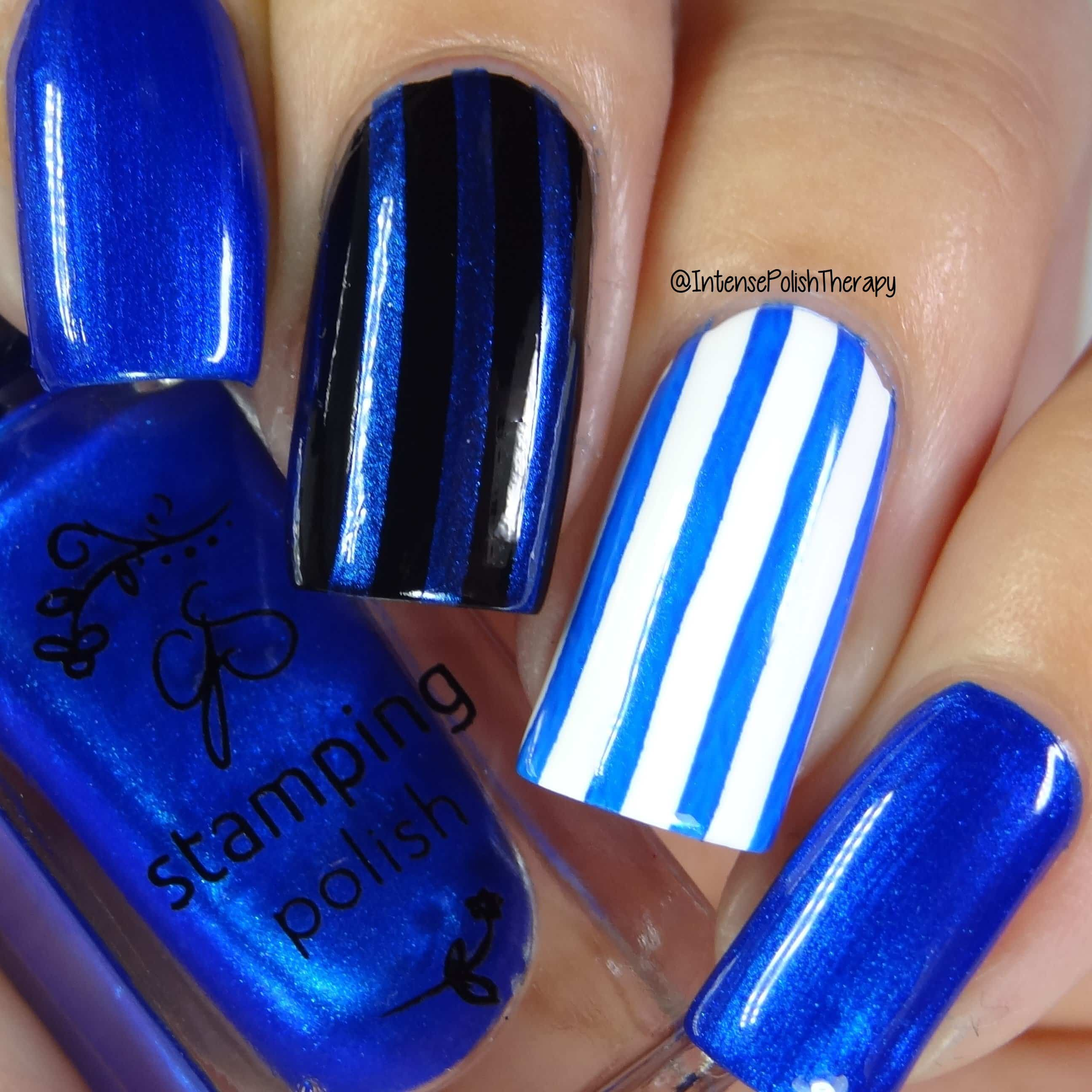 Polish 5ml-Blue Right On By #32
