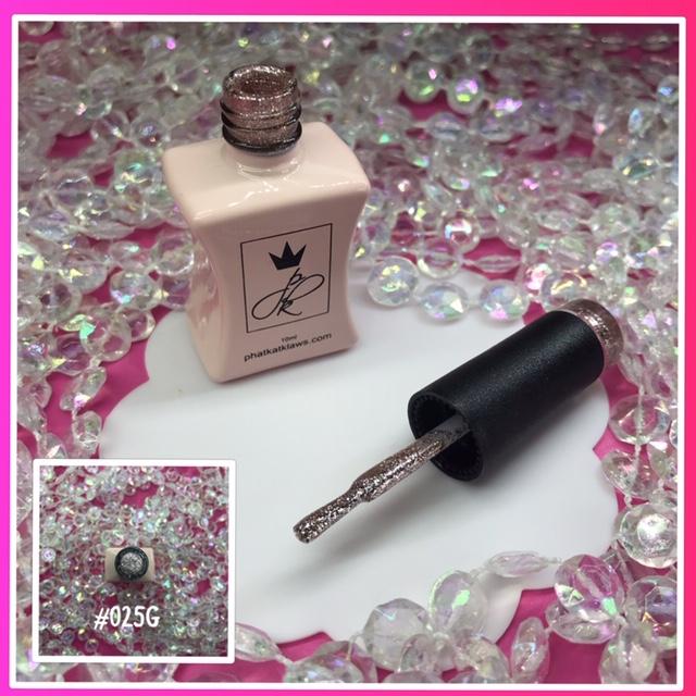 Phat Kat Gel Polish #025 Glitter