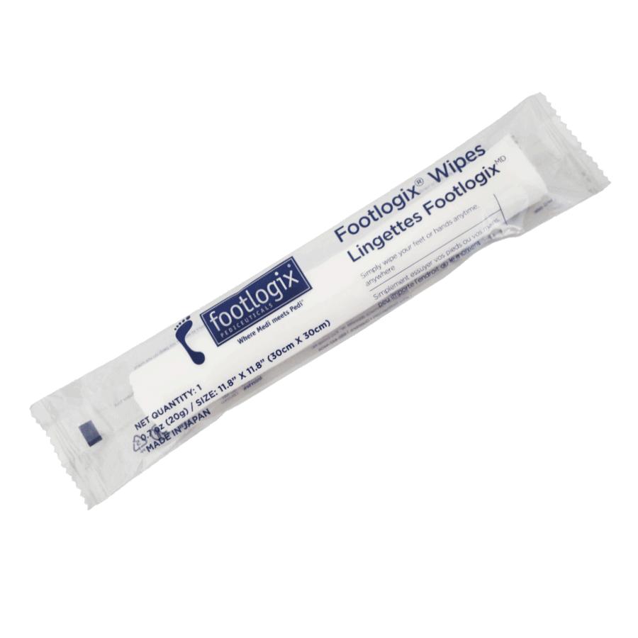 Footlogix Professional Cleansing Wipes 100/pkg