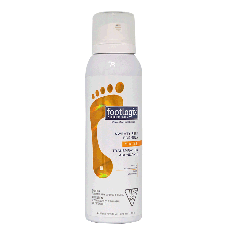 Footlogix Sweaty Feet Formula 125ml