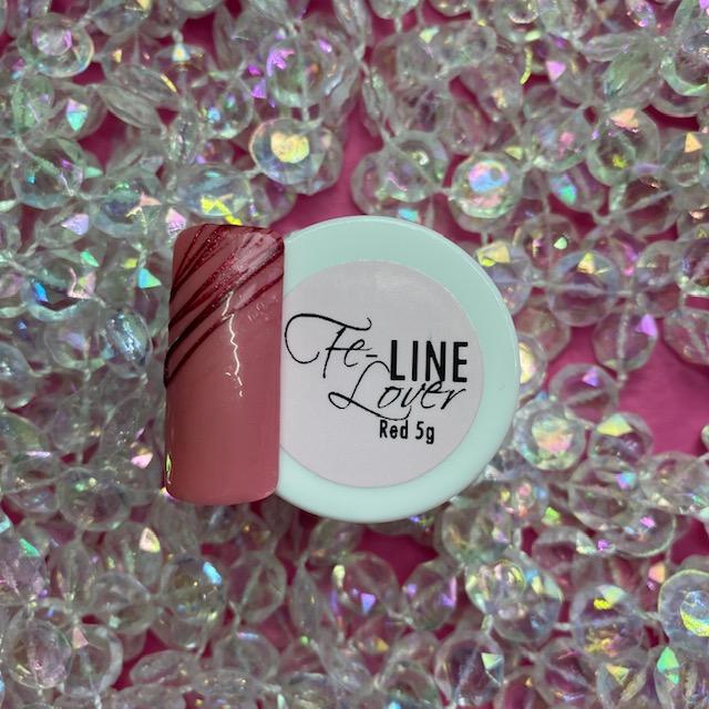Phat Kat FeLINE Lover Red 5g