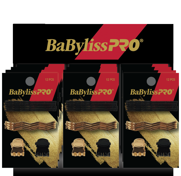 BaByliss Assorted hair accessories (limited edition holiday collection)
