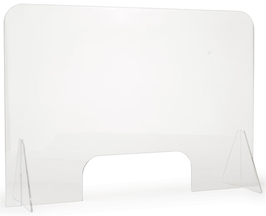 BaByliss Clear Acrylic Desk Divider