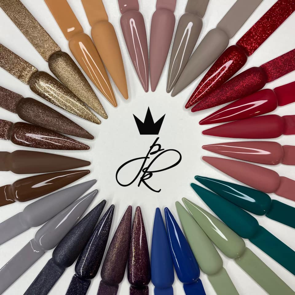 Phat Kat Gel Polish – All 15 New Colors with a PK Shine Top Coat