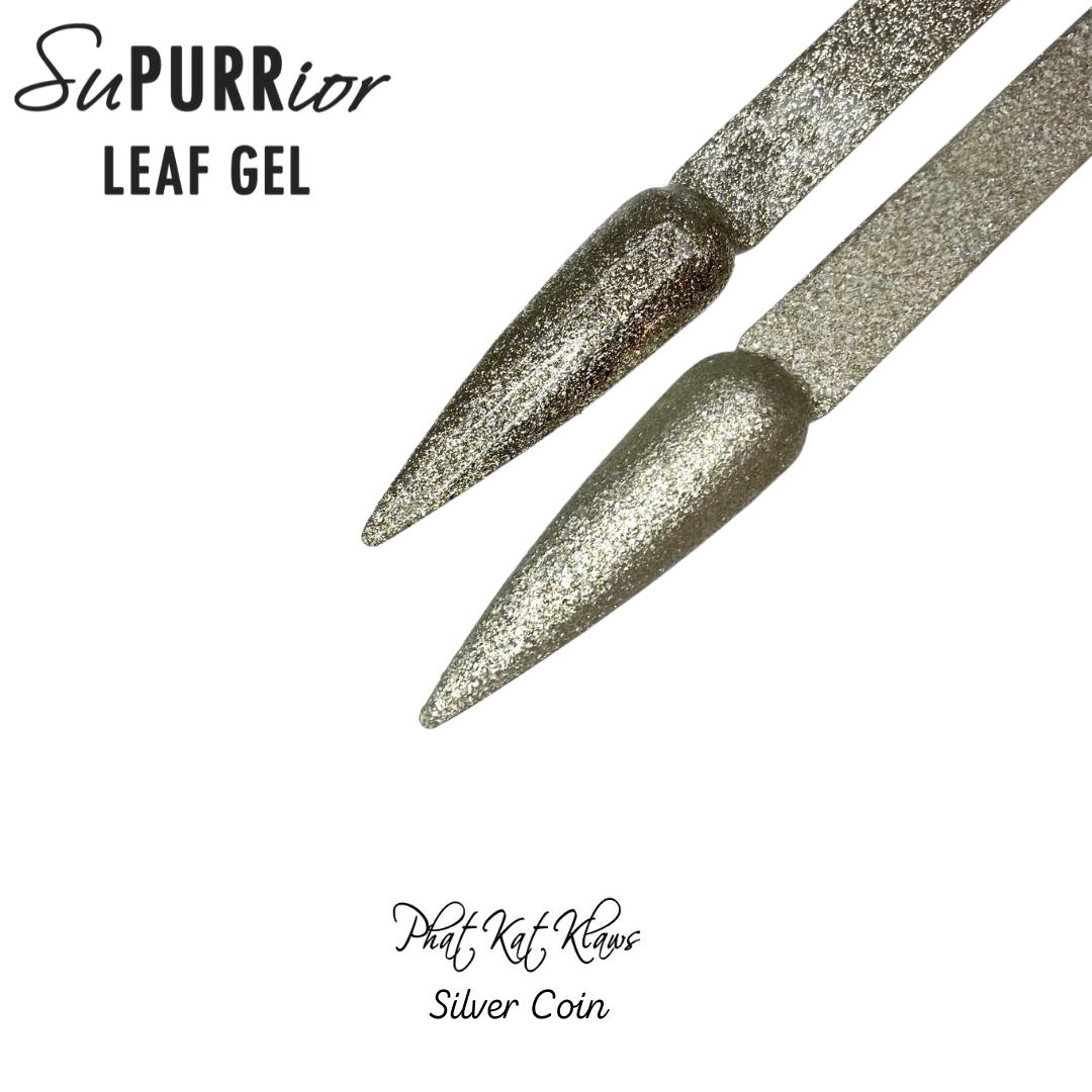 Phat Kat Leaf Gel-Silver Coin 10ml