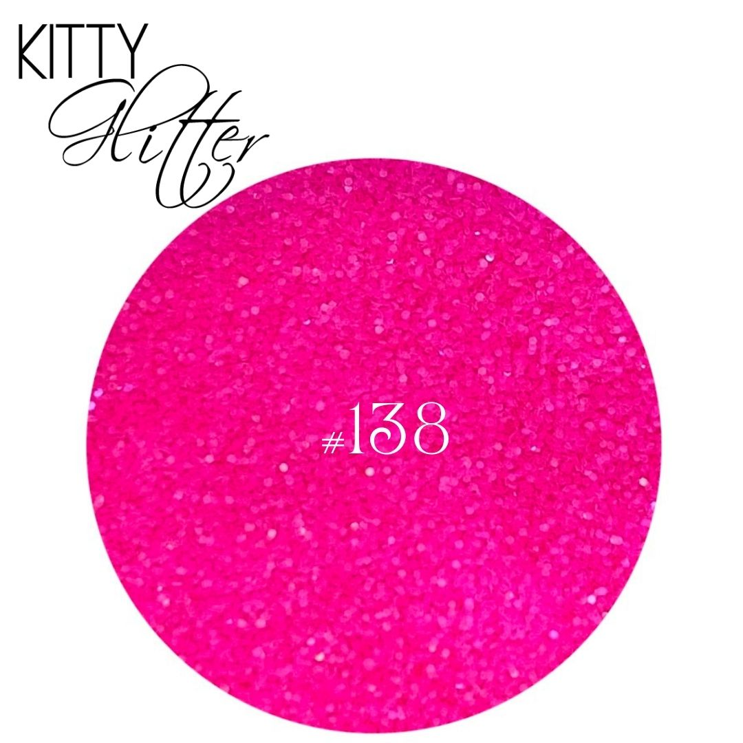 PK Kitty Glitter #138 6g