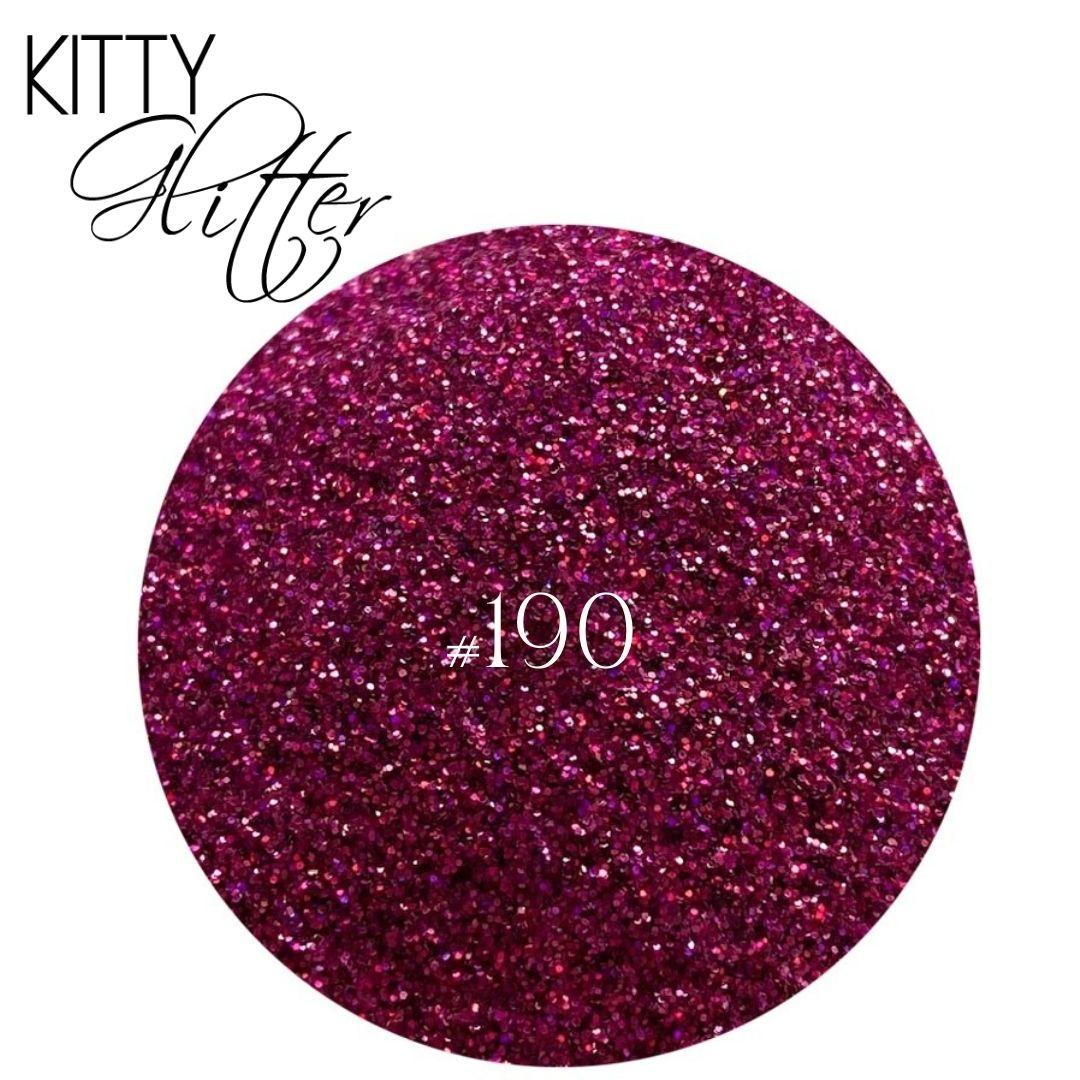 PK Kitty Glitter #190  6g