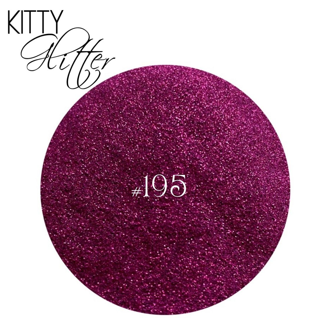 PK Kitty Glitter #195  6g