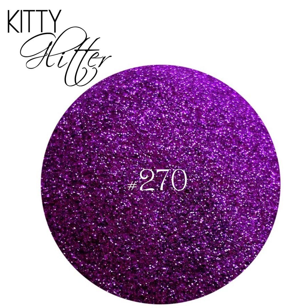 PK Kitty Glitter #270  6g
