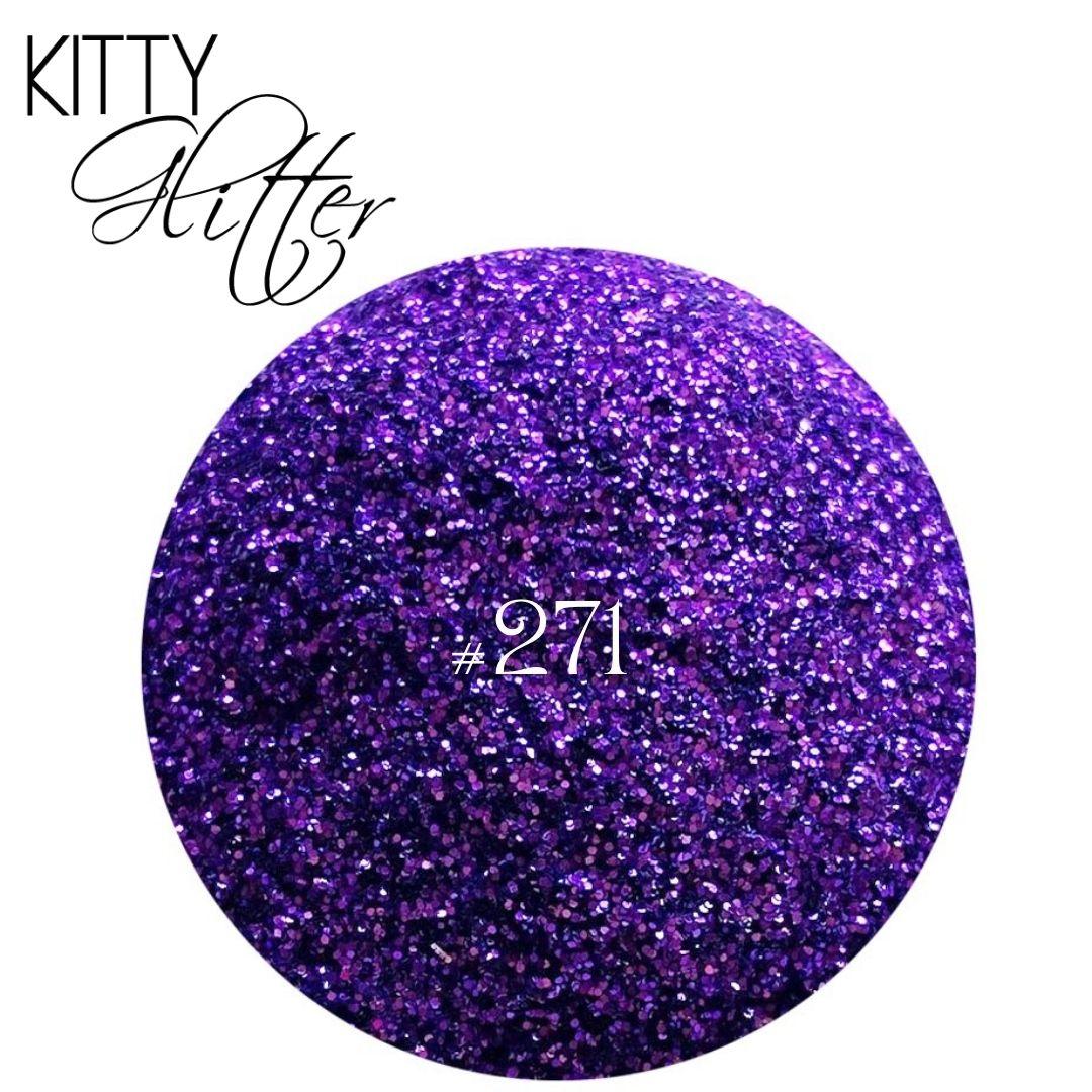 PK Kitty Glitter #271  6g
