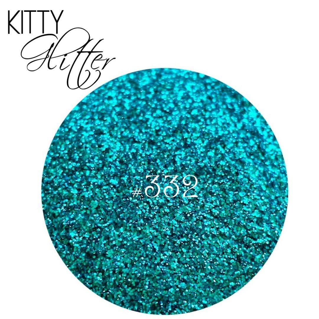 PK Kitty Glitter #332  6g