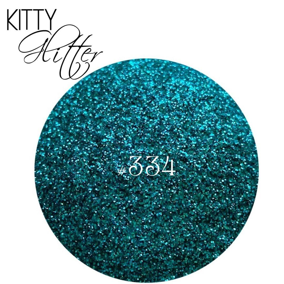 PK Kitty Glitter #334  6g