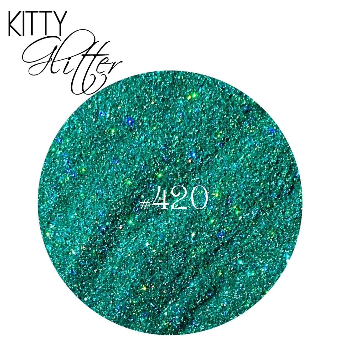 PK Kitty Glitter #420  6g