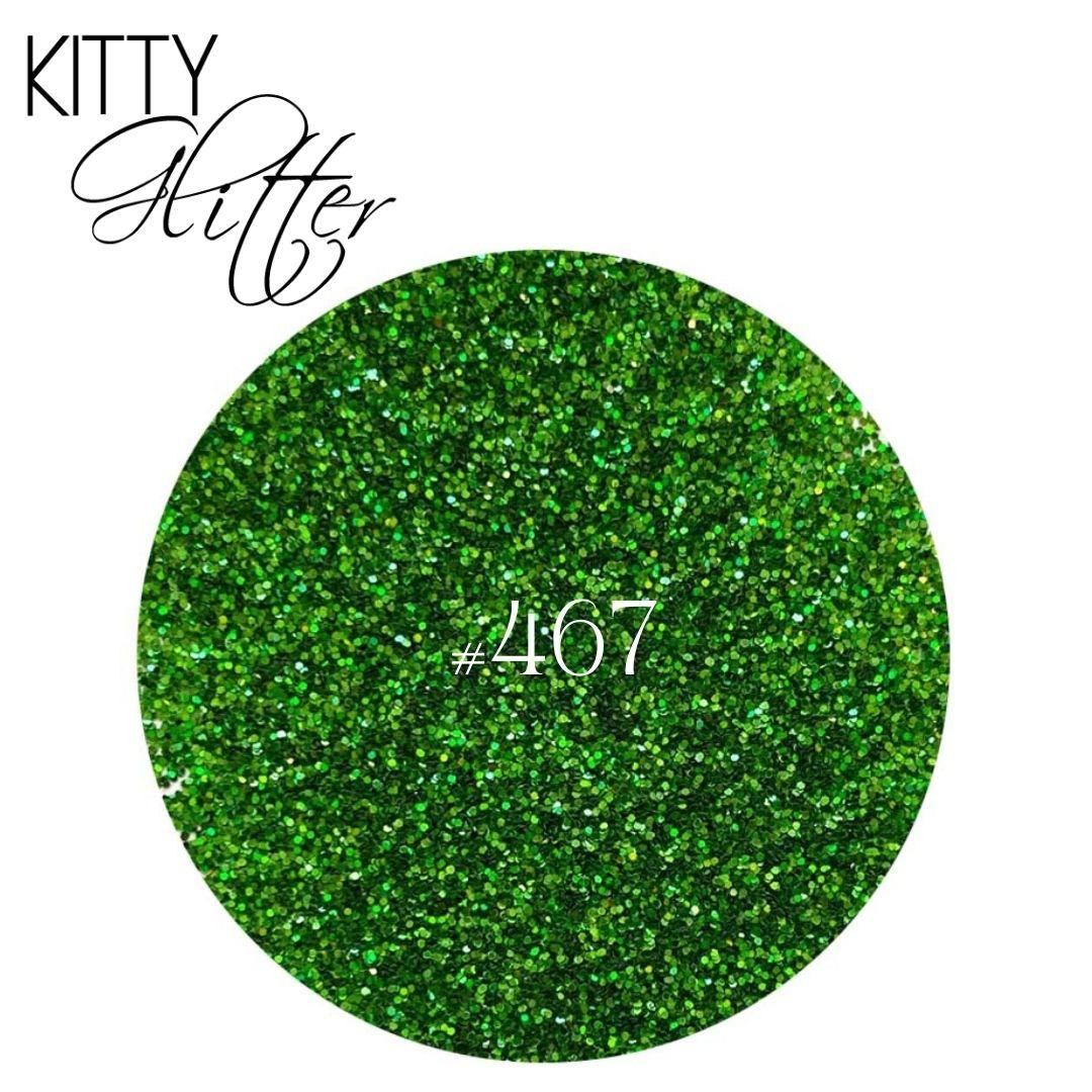 PK Kitty Glitter #467 6g
