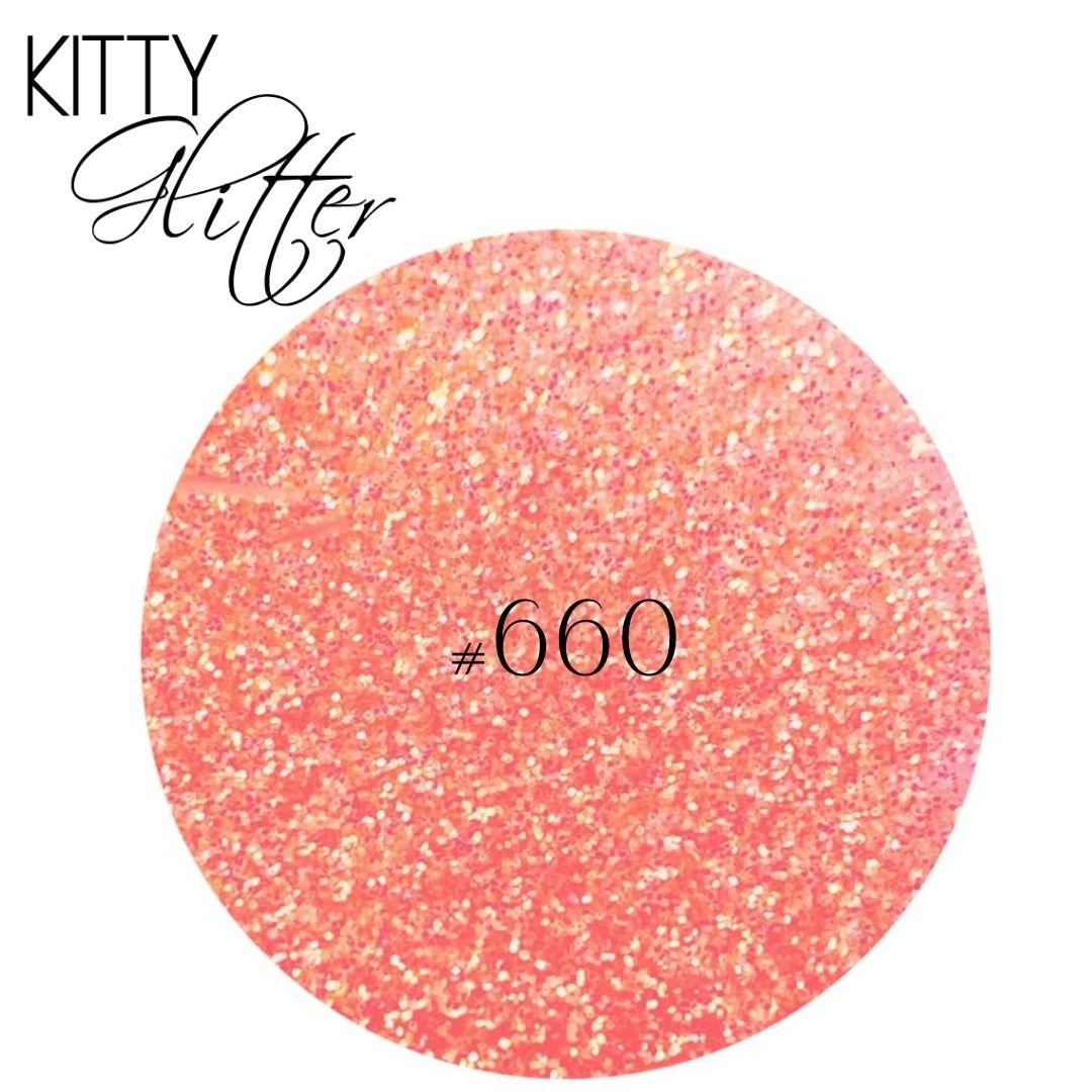 PK Kitty Glitter #660  6g