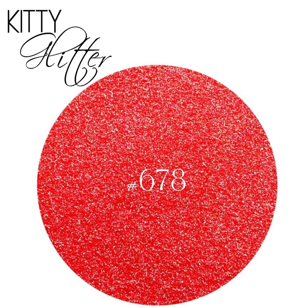 PK Kitty Glitter #678  5g