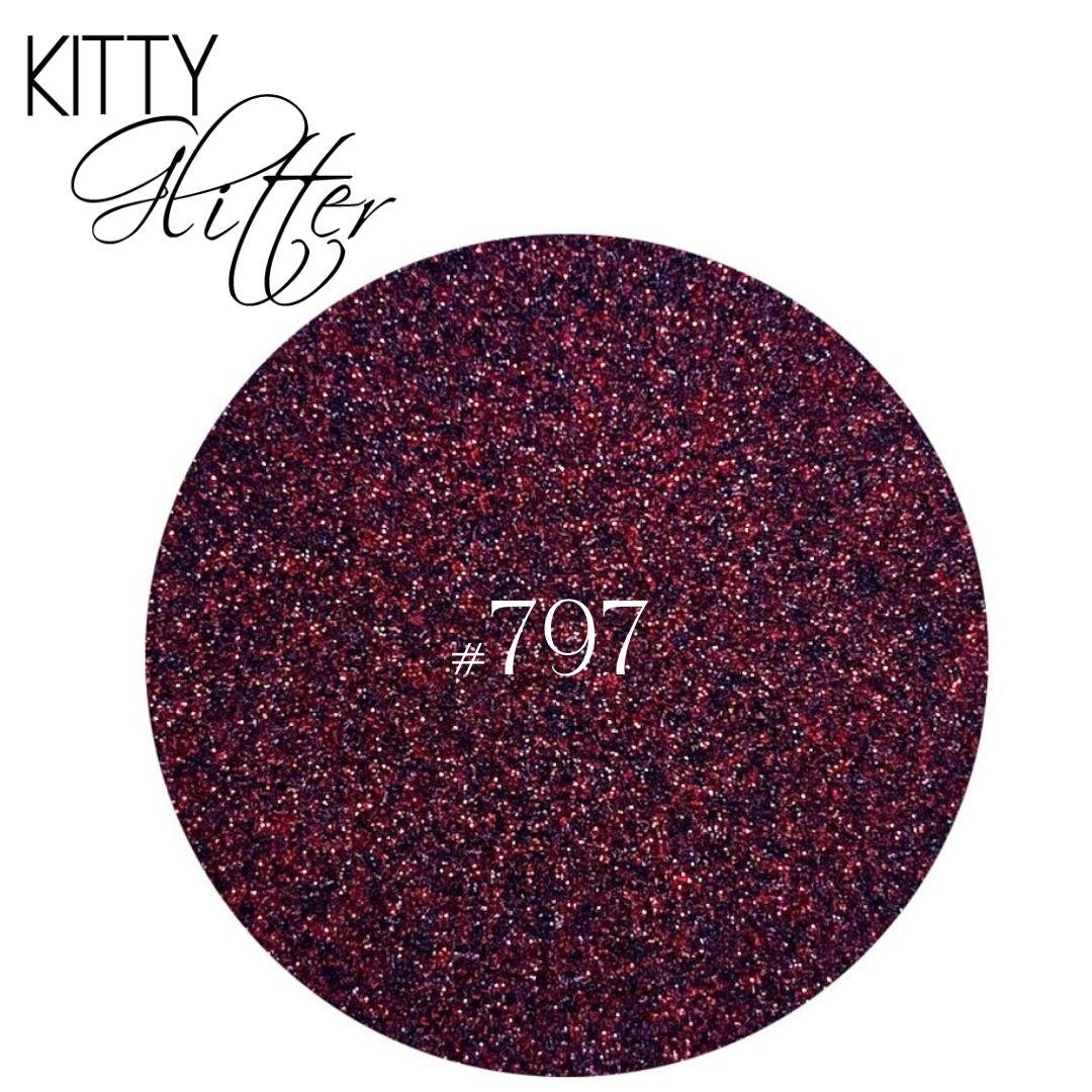 PK Kitty Glitter #797  6g