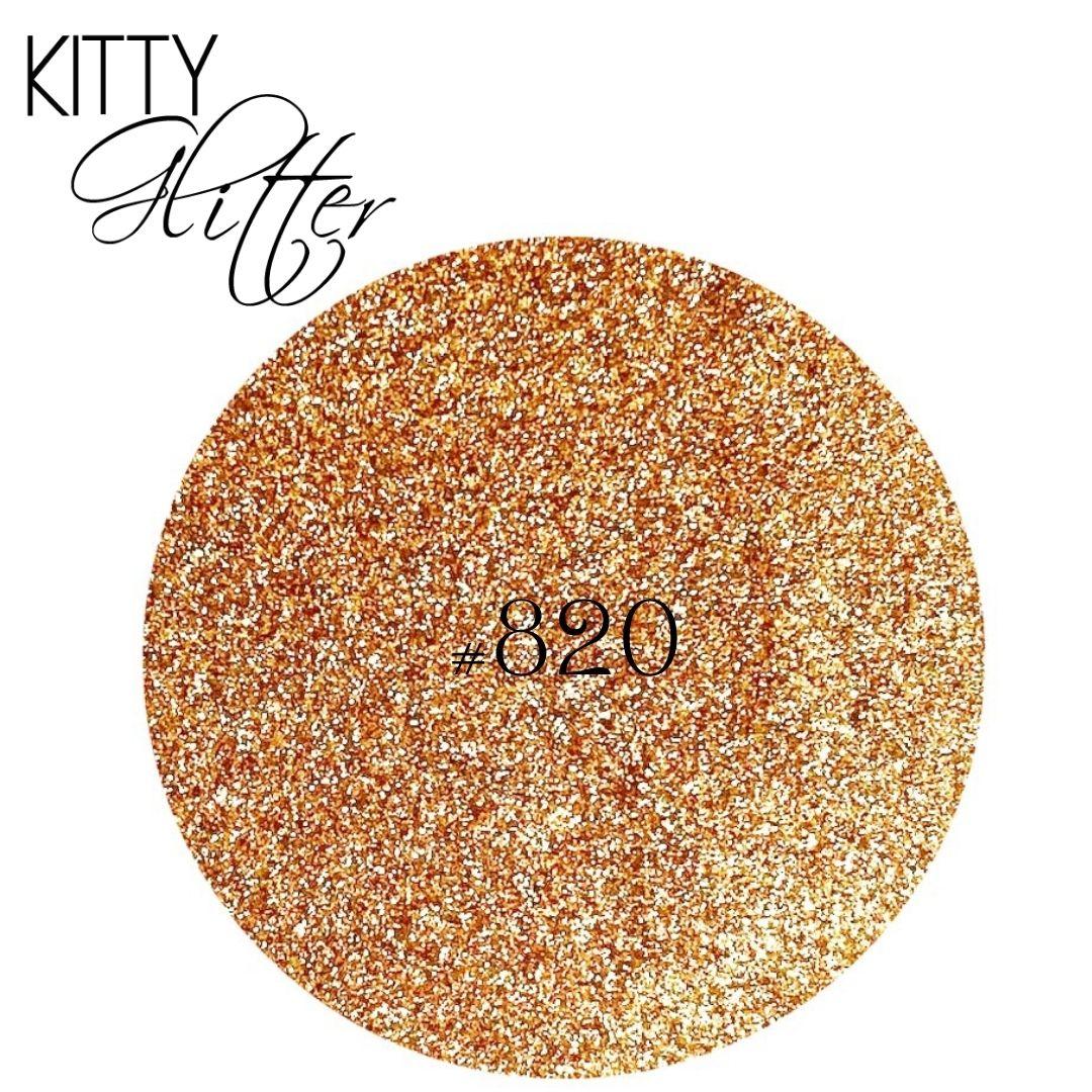 PK Kitty Glitter #820  6g