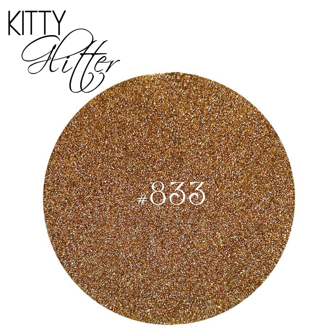 PK Kitty Glitter #833 6g