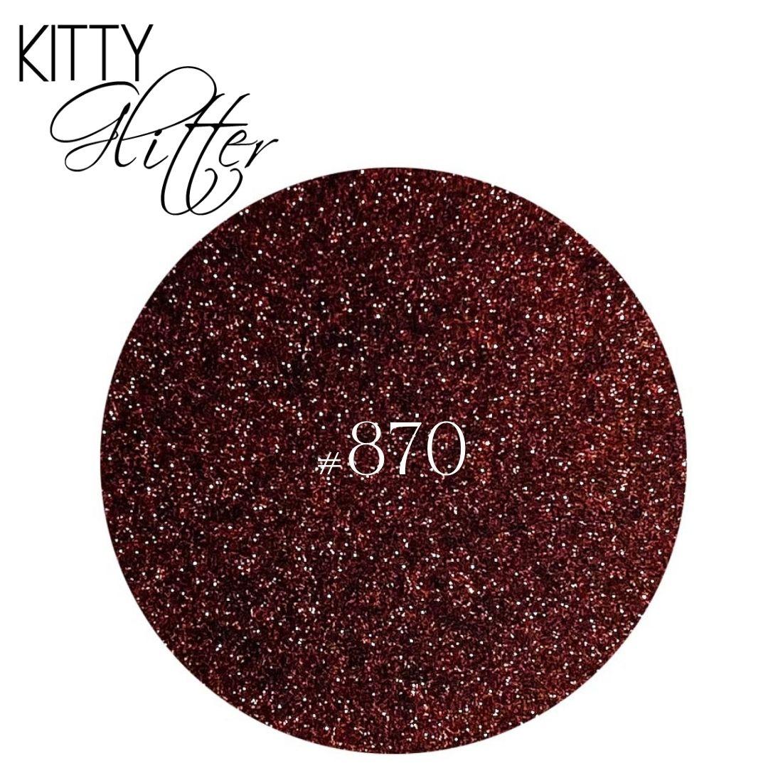 PK Kitty Glitter #870 6g