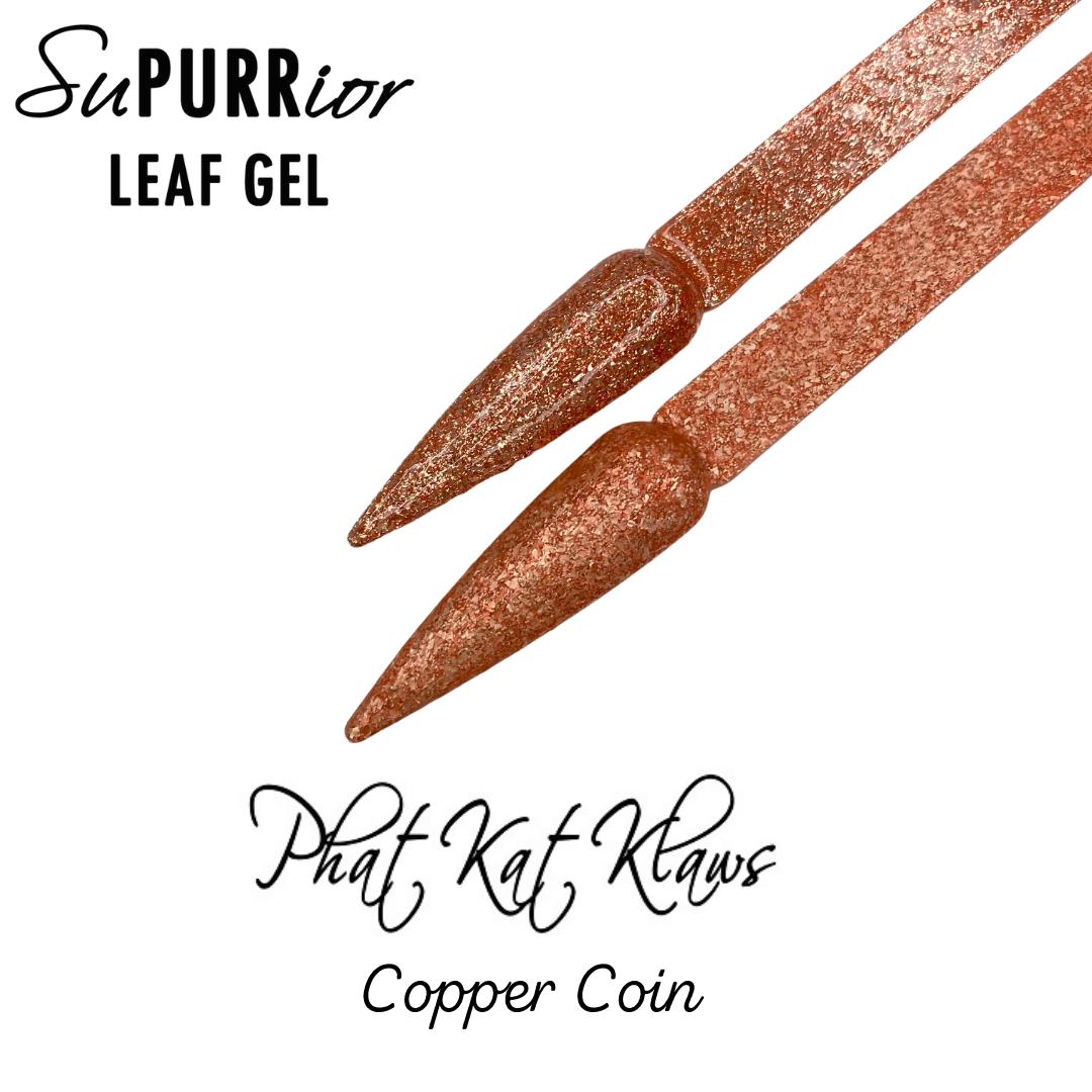 Phat Kat Leaf Gel-Copper Coin 10ml
